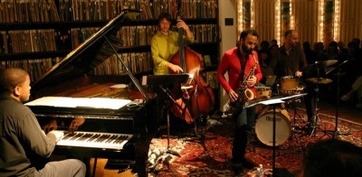 Live in La Jolla: Joshua White NYC Quartet