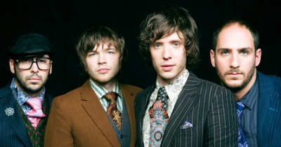 Upside Down With OK Go
