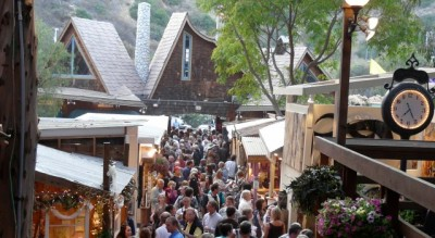 Laguna Beach's Magical Fair: Sawdust Art Festival
