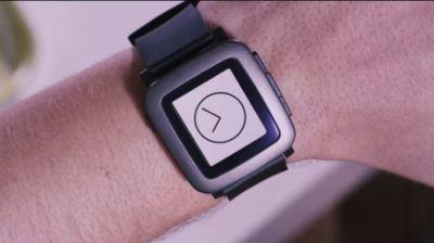 Pebble Selling Its Apple Watch Challenger on Kickstarter