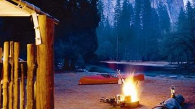 So Very Soon: Yosemite's Housekeeping Camp Opens in April