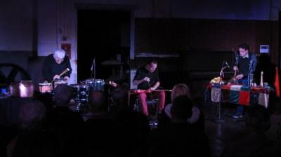 Jean-Charles Francois Trio at Bread & Salt