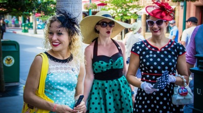 Disneyland Dressy: Dapper Day
