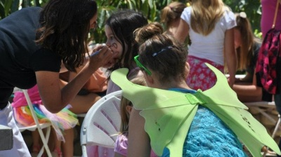 Encinitas Sweet: Fairies Flit for Summer Solstice