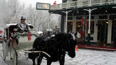 Nevada City Victorian Christmas: 40th Anniversary
