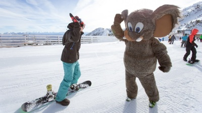 Mammoth Opening: $50 Lift Ticket