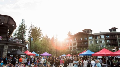 Have a Peak Experience at the Mammoth Wine Weekend
