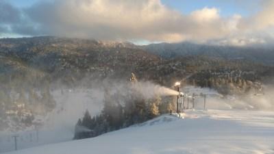 Snow Valley Enjoys Fresh February Flakeage