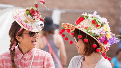 Time to Make Your Strawberry-Themed Contest Hats