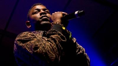 Kendrick Lamar, a 'Good Kid' in the Finest City