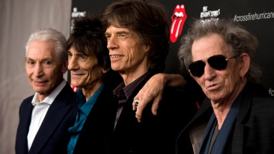 Rolling Stones Confirm San Diego Show