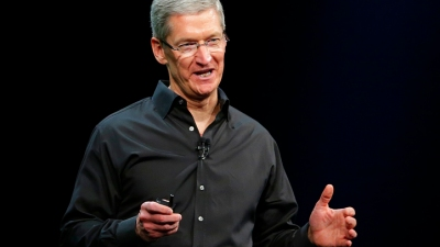 Apple Chief's Bonus Tied to Stock Performance