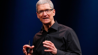 "Apple's Tim Cook Calls Lawsuit a ""Silly Sideshow"""