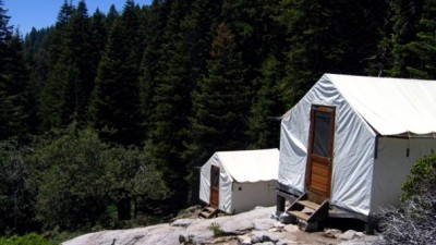 A High Sierra Idyll