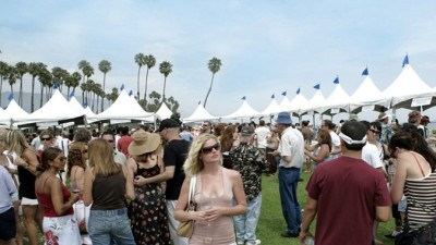 California Wine Festival Pours in OC