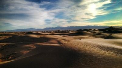 Magical Mojave: A Full Moon Tour