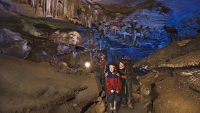 It's a Subterranean Centennial for Crystal Cave