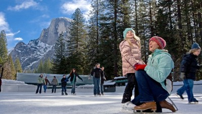Unusual Ice Rinks of the Golden State