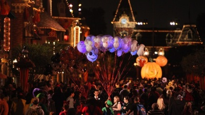 Disney Halloween: Eerie Anaheim Nights