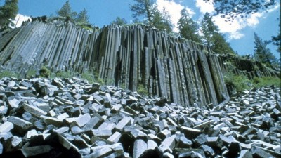 Happy 100th, Devils Postpile