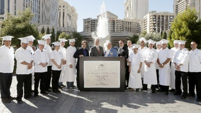 Food University Cooks in Sin City