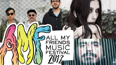 AMF Music Festival Breaks Mexico/U.S. Divide