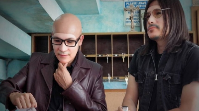 Bostich + Fussible Shock Fans
