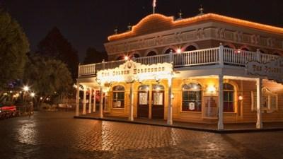 A Salute to Disneyland's Golden Horseshoe Revue