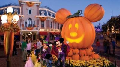 Disneyland Halloween Starts Early