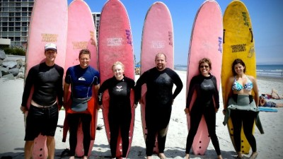 Hang Ten Surf Package
