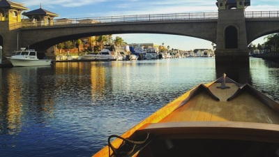 The Gondolas of Channel Islands Harbor