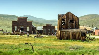 Travel Back Through Time at Friends of Bodie Day