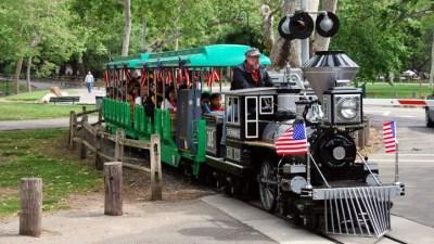 Irvine Park Railroad Anniversary