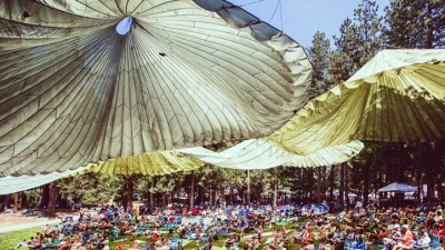 Jazzy Times at Idyllwild's Sound-Big Weekend
