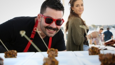 Newport Beach Wine & Food Is Cooking