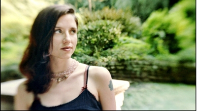 Jolie Holland Is Covered In 'Blood'