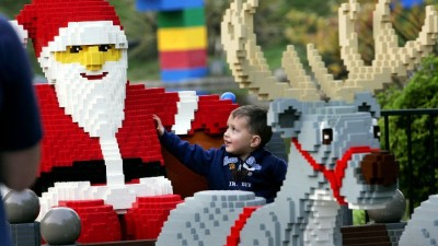 The Holidays in Legoland