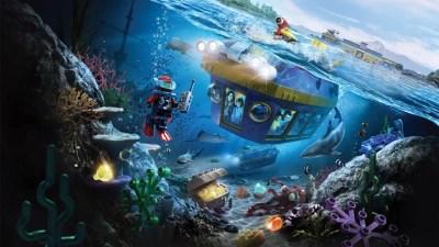 Deep Sea Adventure Dives into LEGOLAND