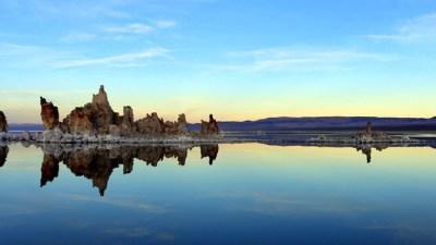 Join a Free Mono Lake Sunset South Tufa Tour