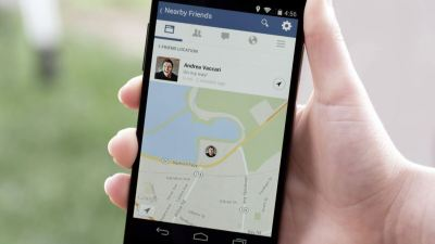 "Stalk People with Facebook's ""Nearby Friends"""