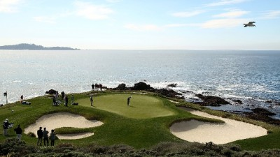 Pro-Am Time in Pebble Beach