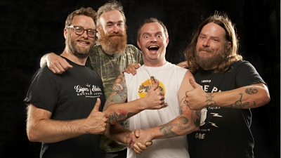 Red Fang Bite Into Porter's