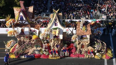 Your Rose Parade Checklist