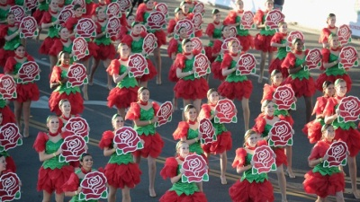 Pasadena Pageantry: The 127th Tournament of Roses