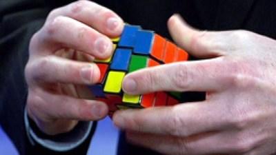 Rubik's Cube U.S. Nationals
