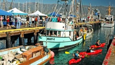 Santa Barbara Harbor Festival