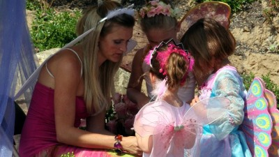 Fairies Flit: Enchantment in Encinitas