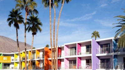 New Palm Springs Getaway