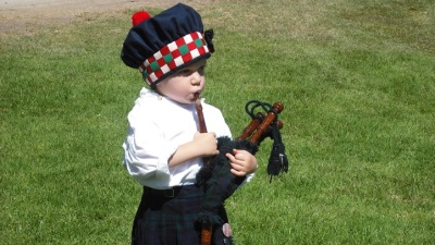Monterey Merry: Scottish Games & Festival