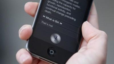 Siri Coming to iPad